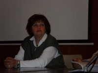 Представљање зборника '' Рече ми реч'' ( 2010 ) у Белом Манастиру у априлу 2011.